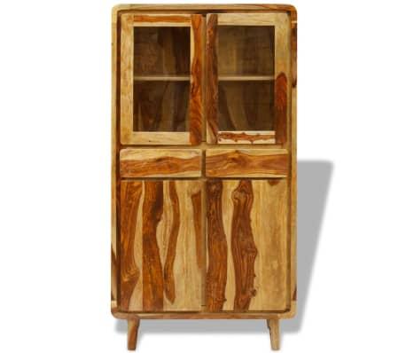 vidaxl sideboard sheesham holz 90 40 175 cm g nstig kaufen. Black Bedroom Furniture Sets. Home Design Ideas