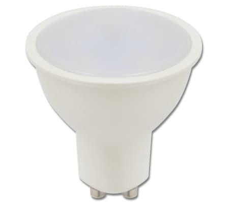 vidaXL LED-seinävalaisimet ulkotiloihin 2 kpl Pyöreä Alaspäin[6/8]