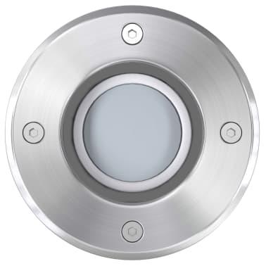 vidaXL maapinna LED-valgustid 3 tk ümmargused[7/9]