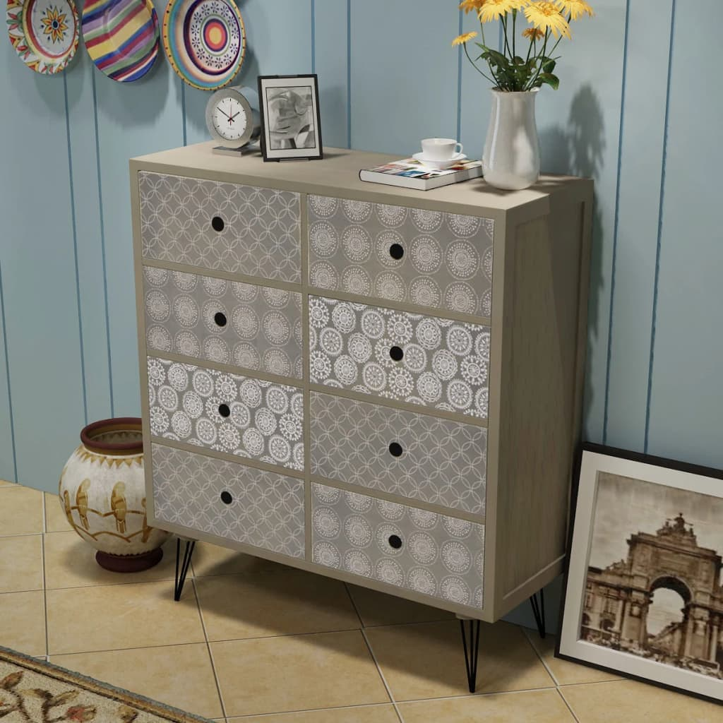 vidaxl-sideboard-8-drawers-grey
