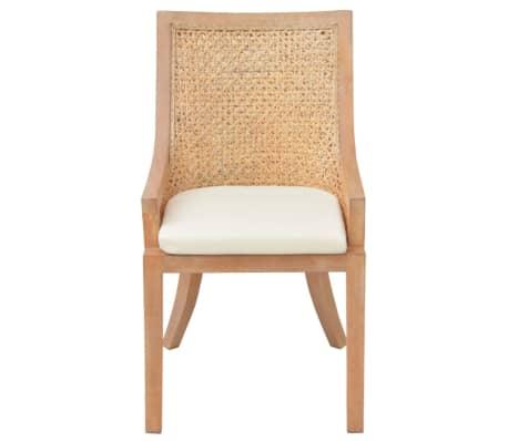 vidaxl esszimmerst hle 6 stk rattan g nstig kaufen. Black Bedroom Furniture Sets. Home Design Ideas