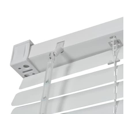 vidaXL Persienner Aluminium 60x130 cm Hvit[3/4]