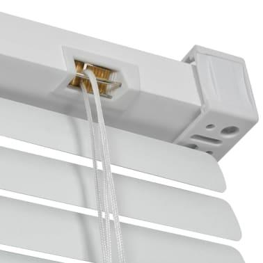 vidaXL Persienner Aluminium 60x130 cm Hvit[4/4]