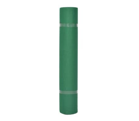 vidaXL Messeteppich Glatt 1x24 m Grün[2/3]