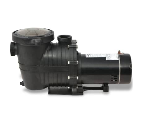 vidaXL Pool Pump 0.75 HP 4380 GPH[2/4]