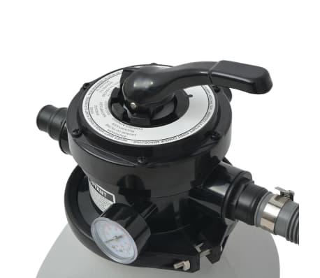 vidaXL Sand Filter with Pool Pump 0.35 HP 2694 GPH[4/6]