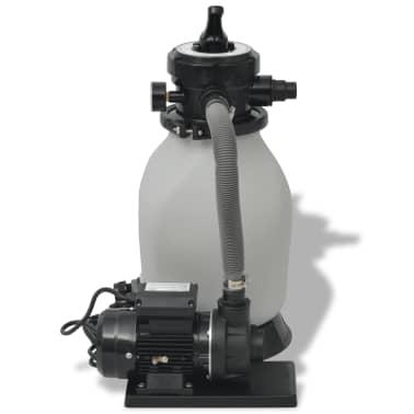 vidaXL Sand Filter with Pool Pump 0.35 HP 2694 GPH[3/6]