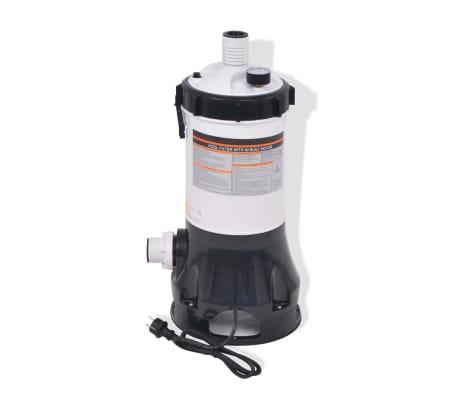 vidaXL Bazénový filter pre bazény Intex a Bestway, 185 W, 4,4 m³/h[6/12]