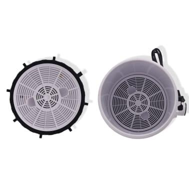 vidaXL Bazénový filter pre bazény Intex a Bestway, 185 W, 4,4 m³/h[12/12]
