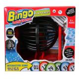 Jonotoys mini bingospel zwart/blauw