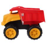 Jonotoys Exquisite Touch zandwagen 28 cm geel/rood