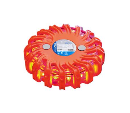 ProPlus Waarschuwingsschijf 16 LED's Oranje 540322[1/3]