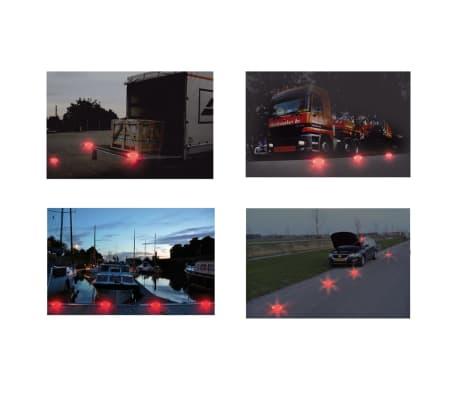 ProPlus Waarschuwingsschijf 16 LED's Oranje 540322[2/3]