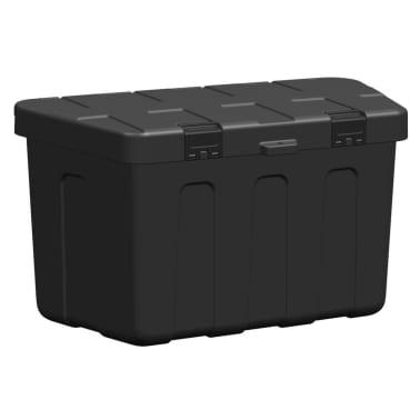 Coffre plastique pour timon 320 x 630 x 355 mm ProPlus 340061[1/5]