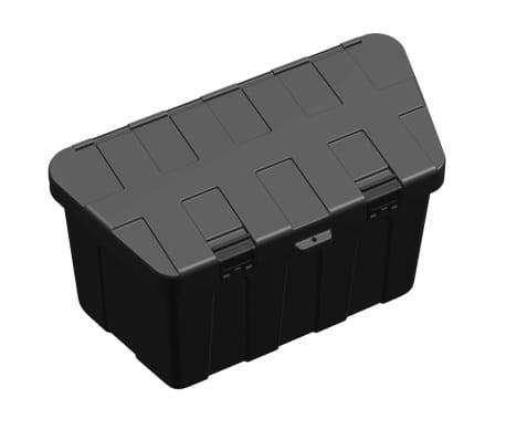 Coffre plastique pour timon 320 x 630 x 355 mm ProPlus 340061[2/5]