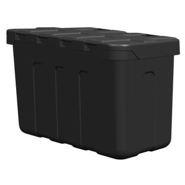 Coffre plastique pour timon 320 x 630 x 355 mm ProPlus 340061[3/5]