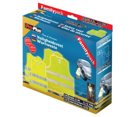 Vestes de sécurité ProPlus pack familial[3/4]
