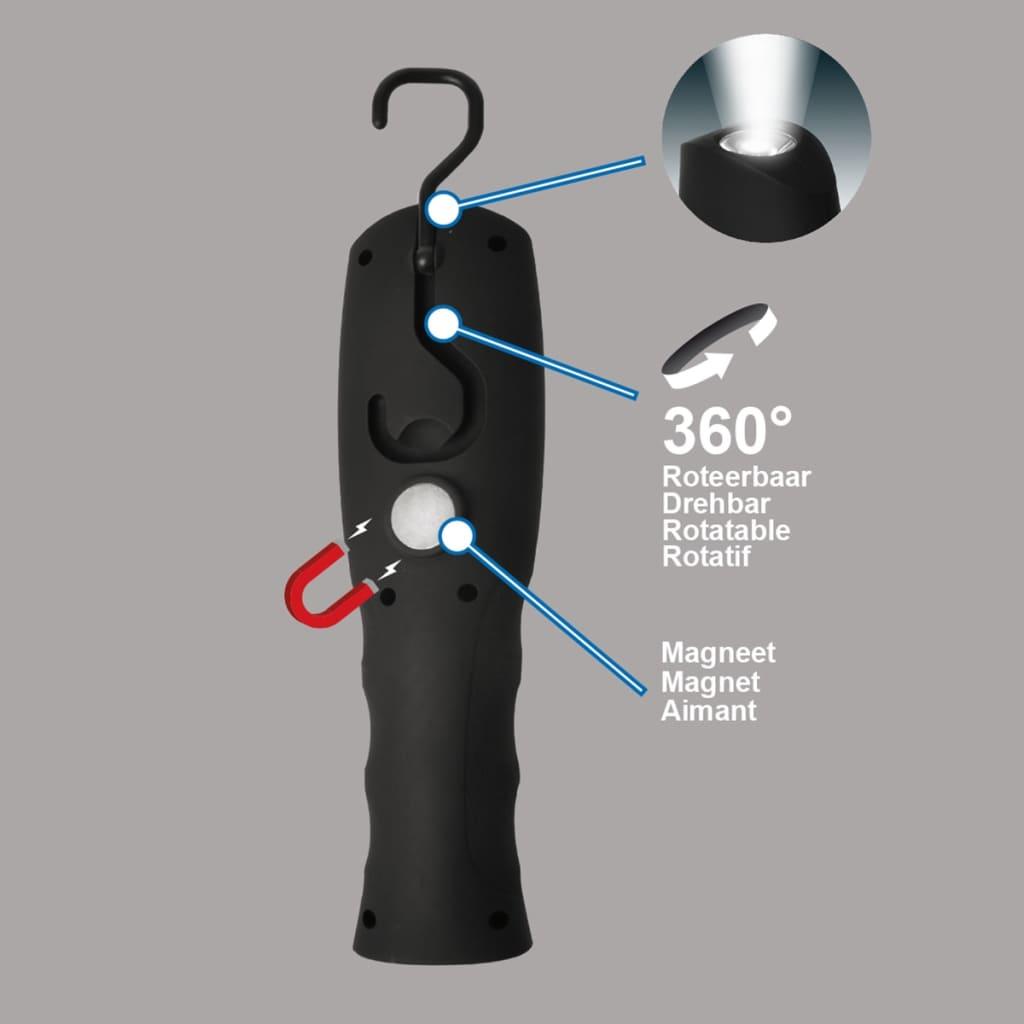 ProPlus looplamp 3 W COB + 0,5 W LED 440052