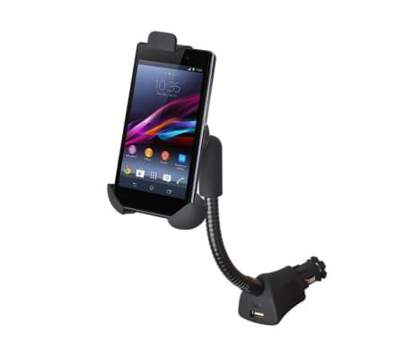 Support universel de téléphone portable en voiture ProPlus[3/6]
