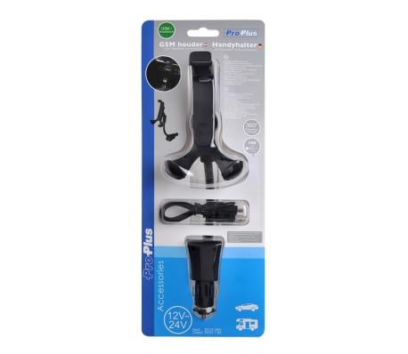 ProPlus Universell telefonhållare för bil med flexibel svanhals 240032[5/6]