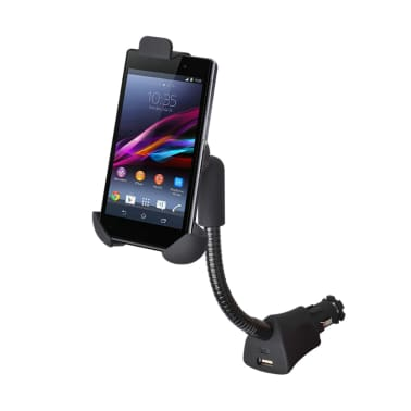 ProPlus Universell telefonhållare för bil med flexibel svanhals 240032[3/6]