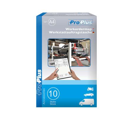 Porte-document A4 pour commande de réparation 10 pcs noir ProPlus[4/4]