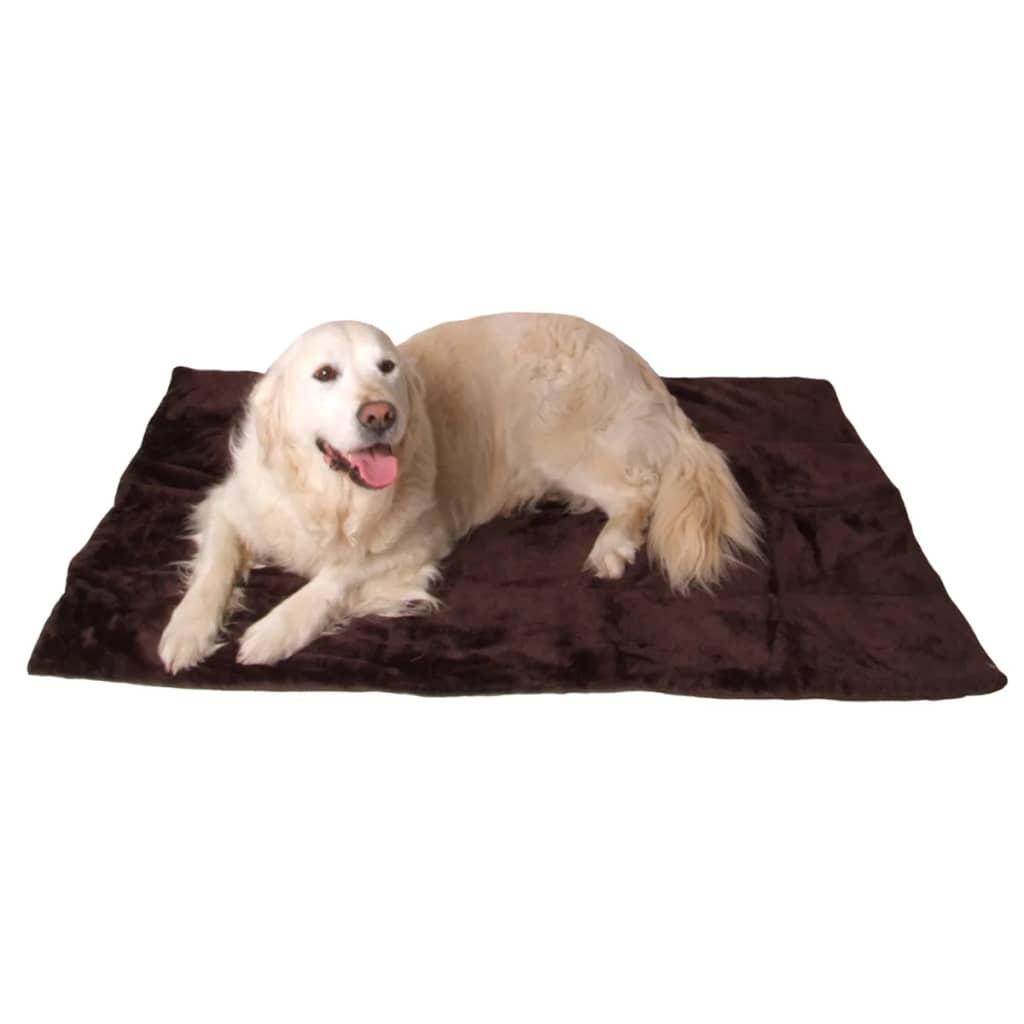 Hondendeken DeLuxe Bruin