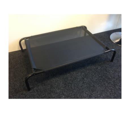 acheter pet civi re pour chiens snooze 110 x 65 x 18 5 cm taille l noir pas cher. Black Bedroom Furniture Sets. Home Design Ideas