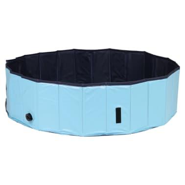 @Pet Baseinas šunims, mėlynas, S, 80x20 cm[1/2]