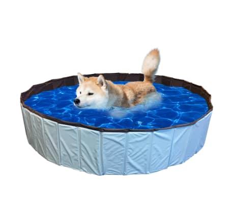@Pet Baseinas šunims, mėlynas, S, 80x20 cm[2/2]