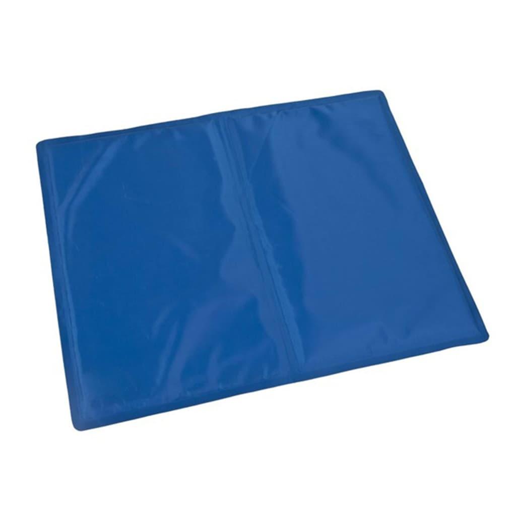 @Pet @Pet @Pet Hondenkoelmat M 50x65 cm blauw