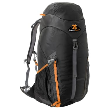 Travelsafe Tour rygsæk TS2206 til dagstur, 28 l, sort