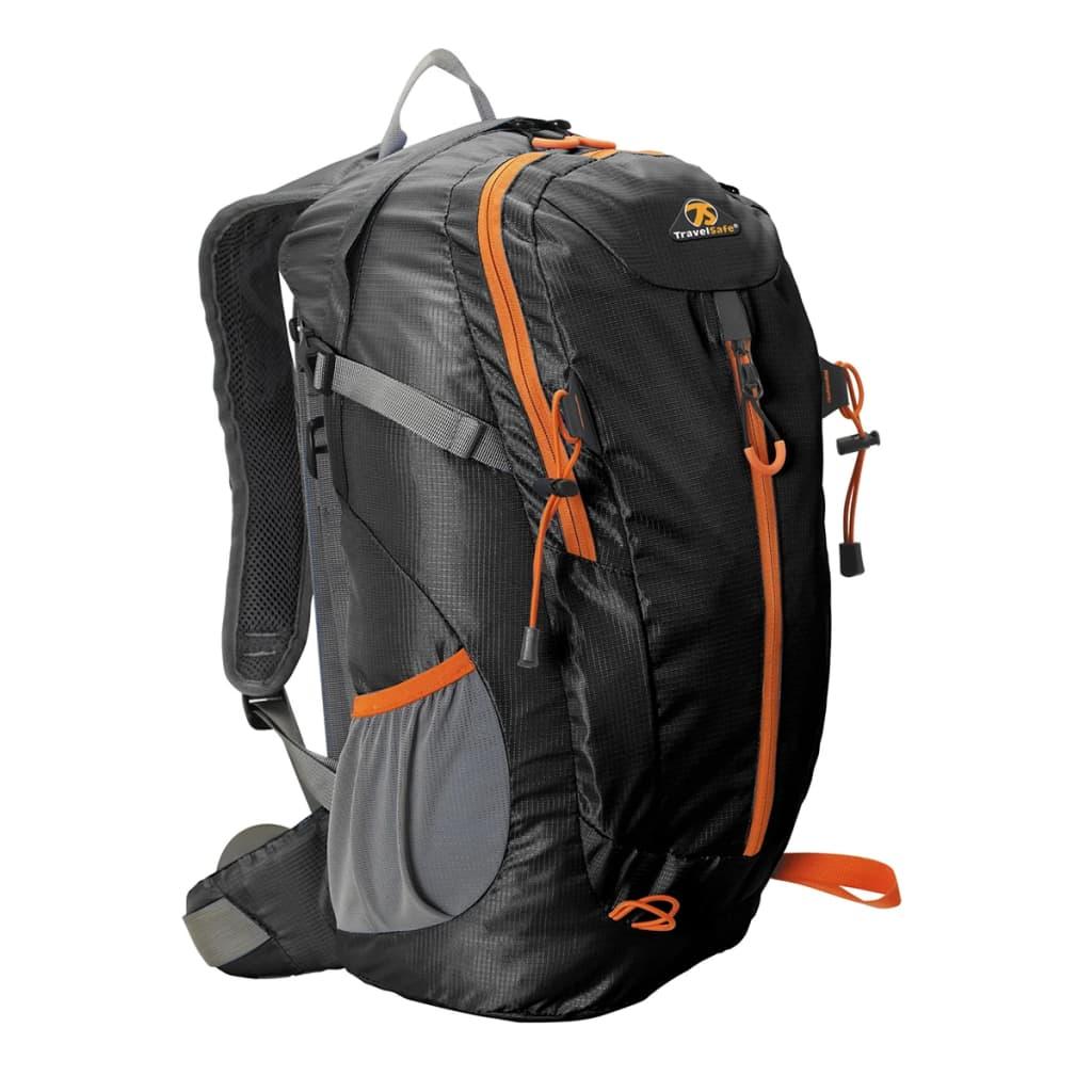 99404712 Travelsafe Daypack Summit 25 L Schwarz TS2211