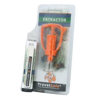 Travelsafe Extracteur et lotion pour soulagement des piqûres[1/2]