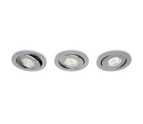 Philips myLiving Focos empotrables Smartspot Asterope 3x4,5W 591834816[1/8]
