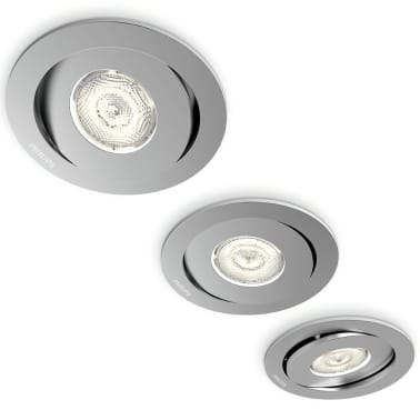 Philips myLiving Focos empotrables Smartspot Asterope 3x4,5W 591834816[4/8]