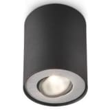 Philips myLiving Foco Pillar 50 W negro 5633030PN