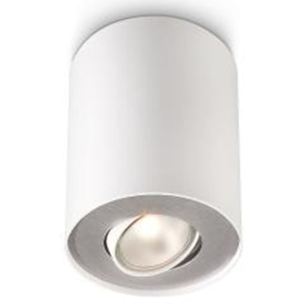Philips myLiving spotlys Pillar 50 W hvid 5633031PN