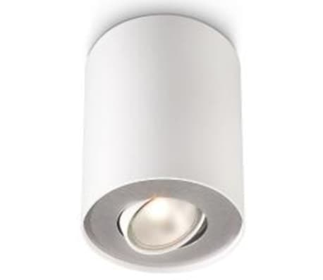 Philips myLiving Foco Pillar 50 W blanco 5633031PN[1/5]