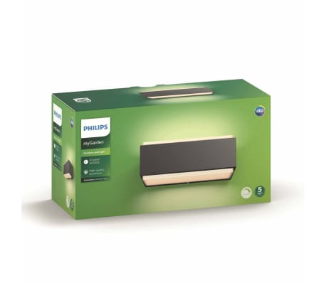 Philips myGarden Applique murale LED Stratosphere 2x4,5 W 1648793P0[7/9]
