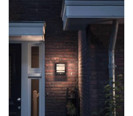 Philips myGarden Applique murale LED à capteur Petronia 1739593P0[1/8]