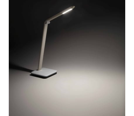 Philips Lámpara de mesa LED Jabiru 4,5 W blanca 6601631P3[2/10]