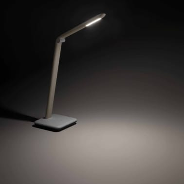 Philips Lámpara de mesa LED Jabiru 4,5 W blanca 6601631P3[4/10]