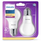 Philips LED Lampen 2 Stk. 5,5 W 470 Lumen 929001234261