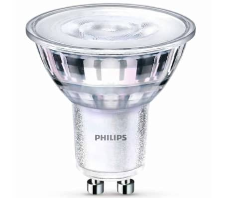 Philips Ampoule LED de projecteur 3 pcs 5,5 W 350 Lumens 929001364186[4/5]