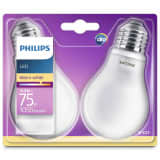 Philips LED Bulbs 2 pcs Classic 8.5 W 1055 Lumens 929001286371