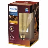 Philips Enorm LED-lampa 5 W 300 lumen Flame 929001817101