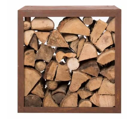 RedFire Suport depozitare lemne de foc Hodr, ruginiu, 88519[3/8]
