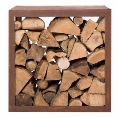 RedFire Suport depozitare lemne de foc Hodr, ruginiu, 88519[4/8]