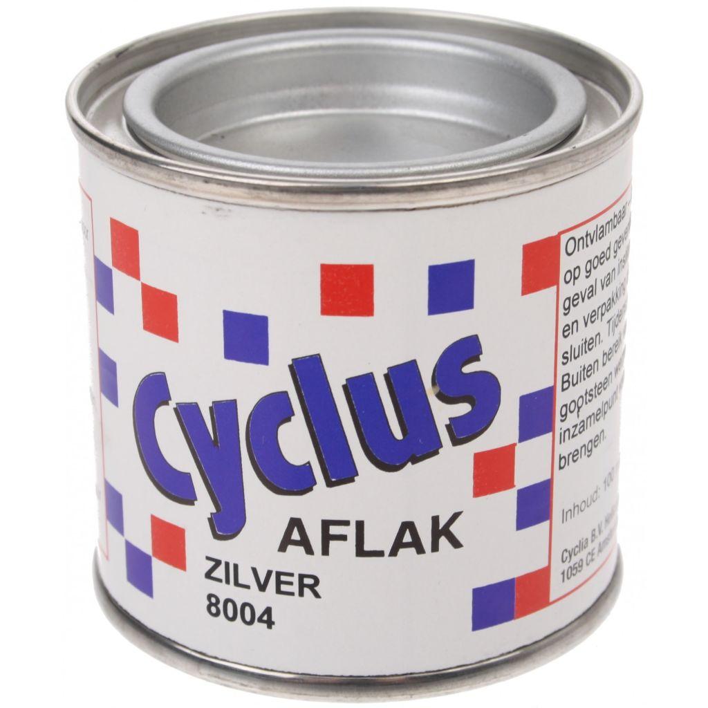 Afbeelding van Cyclus Aflak Zilver 8004 100ml
